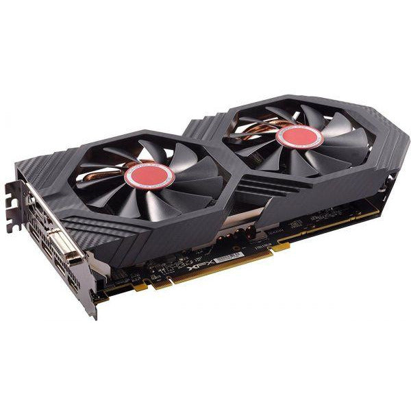 XFX Gts XXX Edition Rx 580 8GB OC  and 1386Mhz DDR5 3xDP HDMI DVI Graphic Cards