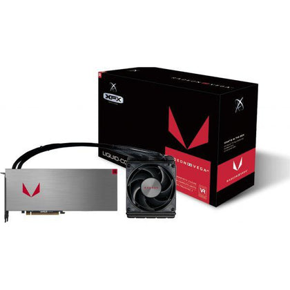 XFX RADEON VEGA 64 8GB  WITH LIQUID COOLING