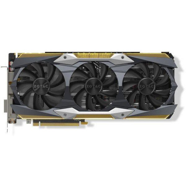 ZOTAC GeForce GTX 1080 Ti 11GB AMP Extreme Core Edition