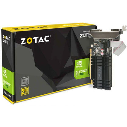 Zotac GeForce GT 710 2 GB DDR3 Graphics Card