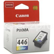 canon 446 coloured cartridge