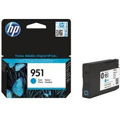 hp 951 colored  cartridge