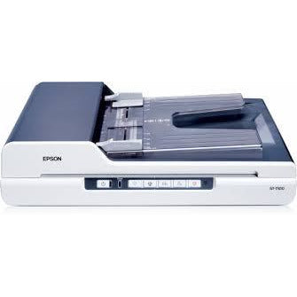 GT-1500, A4 flatbed scanner with ADF, 18 ppm mono, 12 ppm color, ADF capacity 40 sheets, resolution 1200x2400 dpi