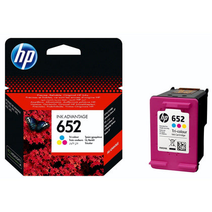 HP 652 Colour Cartridge