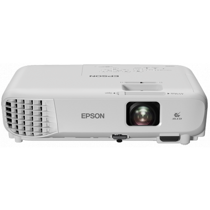 Epson EB-S05 3LCD 3200 Lumens Projector - HDMI, Optional Wireless, Wide Display up to 350 Inches