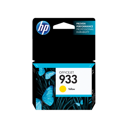 hp 933 colored cartridge