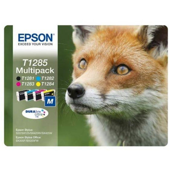 Epson T1285: Multipack ink  for SX125