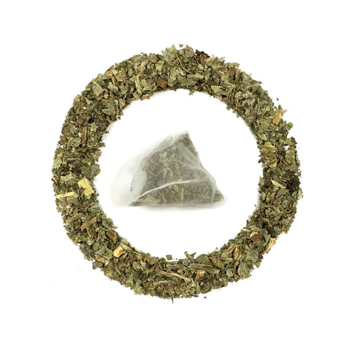 Milk Thistle Leaf, loose and extra large tea bag