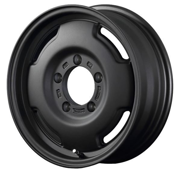 "APIO Wildboar SR Iron Black Wheel 15x6"" ET-5"