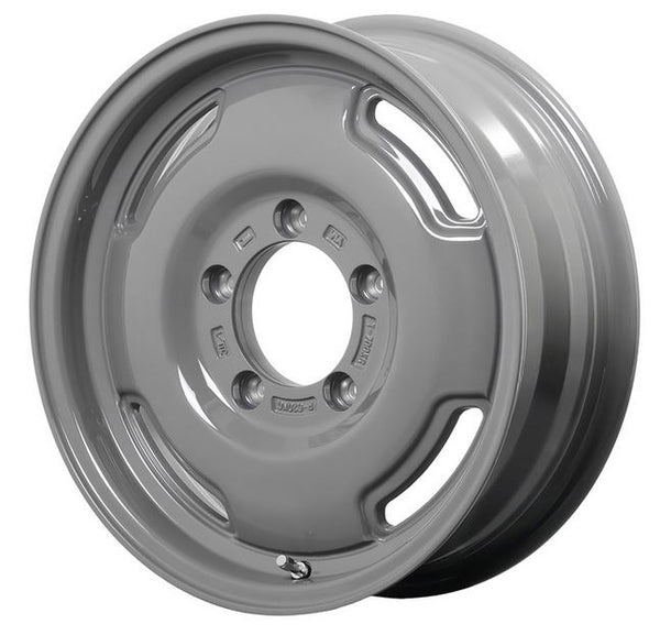 "APIO Wildboar SR Iron Grey Wheel 15x6"" ET-5"