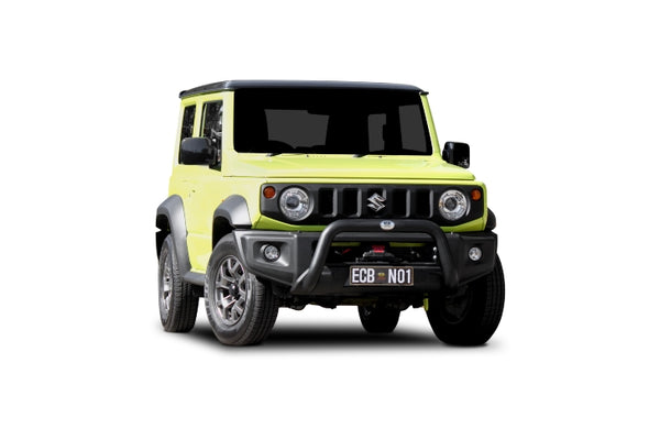 ECB Winch Compatible Nudge Bar - 76mm (Jimny Year - 2018+)