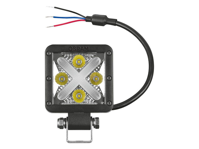 "FRONT RUNNER 4"" Osram LED Light Cube MX85-SP / 12V / Spot Beam"