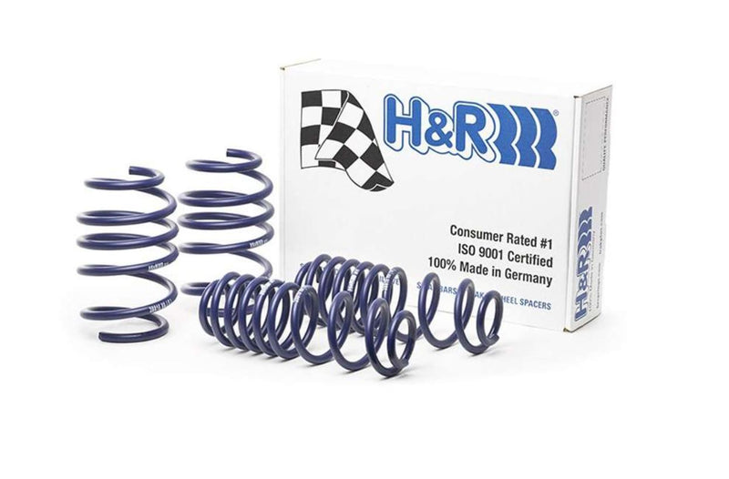 H&R SUSPENSION Cup Kit 45mm Lowering Springs & Koni Heavy Track Shock Absorbers (Jimny Year - 2018+)