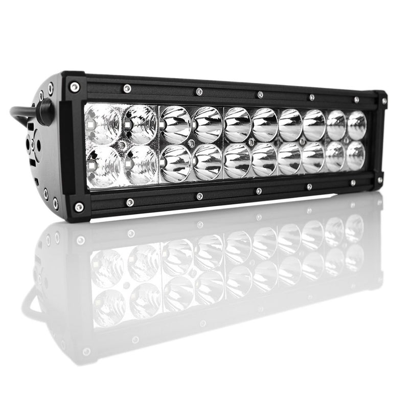 TERALUME INDUSTRIES Double Row LED Light Bar T6 – 10""