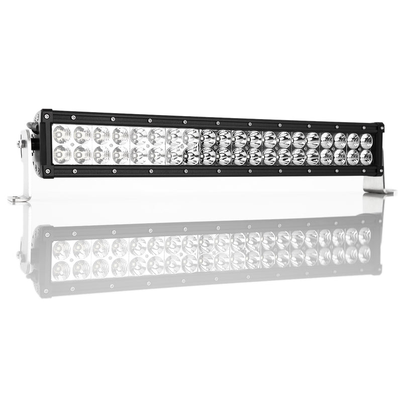 TERALUME INDUSTRIES Double Row LED Light Bar T6 – 20""