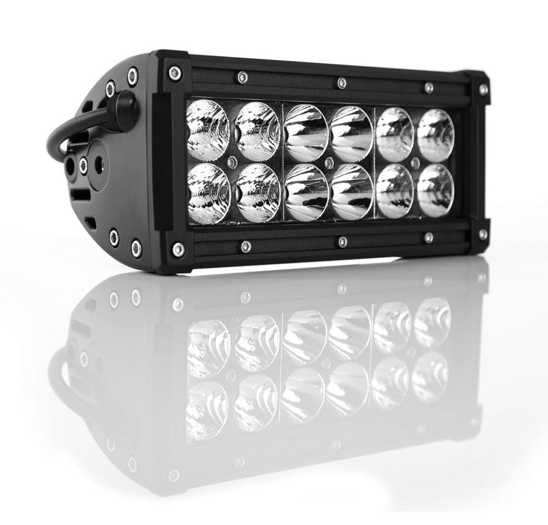 TERALUME INDUSTRIES Double Row LED Light Bar T6 – 6""