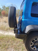 OUTBACK ACCESSORIES AUSTRALIA Swing Away Wheel Carrier - Spare Wheel Swing Arm Only - Passenger Side (Jimny Year - 2018+)