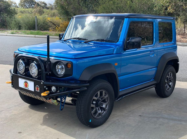 OUTBACK ACCESSORIES AUSTRALIA Xrox Bull Bar (Jimny Year - 2018+)