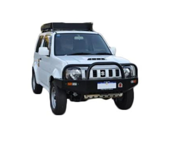 OUTBACK ACCESSORIES AUSTRALIA Standard Commercial Bull Bar (Jimny Year - 10/2012+)