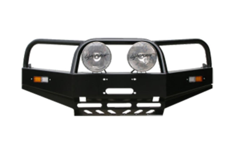 OUTBACK ACCESSORIES AUSTRALIA Standard Commercial Bull Bar (Jimny Year - 1998-9/2012)