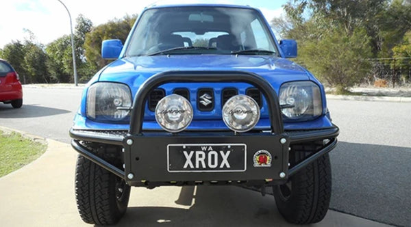 OUTBACK ACCESSORIES AUSTRALIA Xrox Bull Bar (Jimny Year - 10/2005-2012)