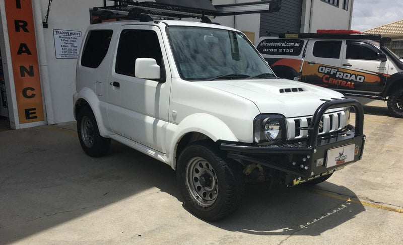 OUTBACK ACCESSORIES AUSTRALIA Xrox Bull Bar - (Jimny Year - 10/2012+)