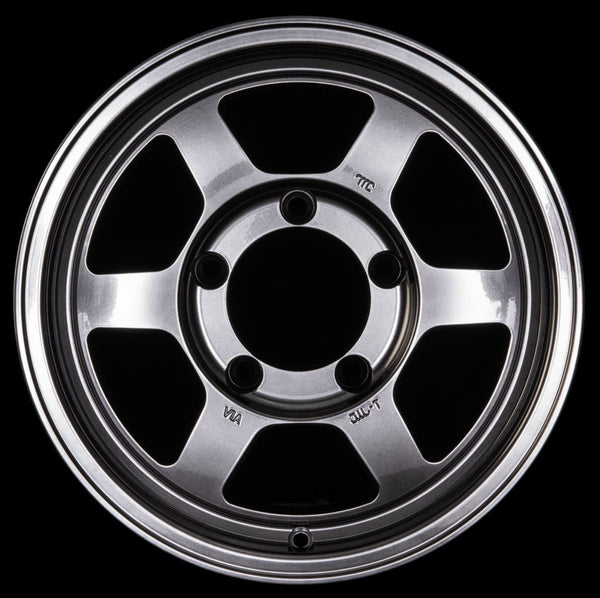"ROTA GRID Type X 15x7"" Hyper Black Alloy Wheel *ET0, 5x139.7"