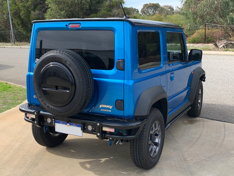 OUTBACK ACCESSORIES AUSTRALIA Rear Tube Bar (Jimny Year - 2018+)