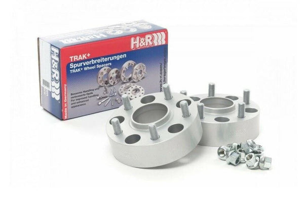 H&R SUSPENSION TRAK+® Wheel Spacers 28mm