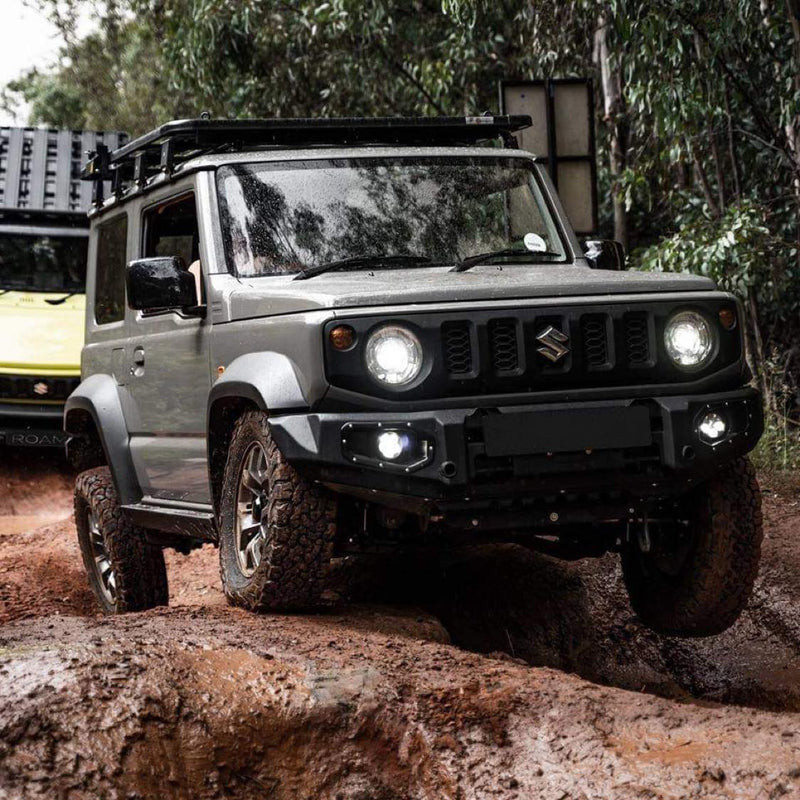 WILDOG ACCESSORIES Steel Front Bar (Jimny Year 2018+)
