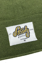 Load image into Gallery viewer, Classic Logo Beanie // Evergreen