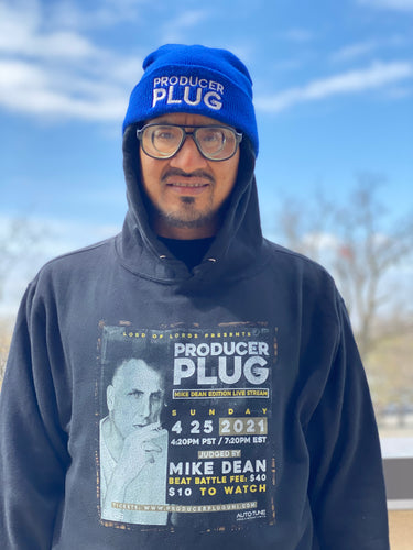 """MIKE DEAN EDITION"" APRIL 25TH, 2021 BEAT BATTLE BLACK HOODIE"