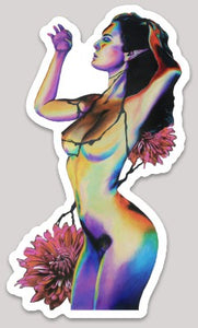 """CHROMA"" Die-Cut Sticker"