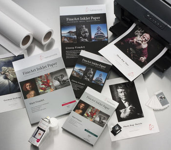 Free Roll Of Hahnemühle Digital FineArt Paper