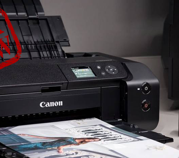 Under Review: The New Canon imagePrograf Pro-300 Inkjet Printer