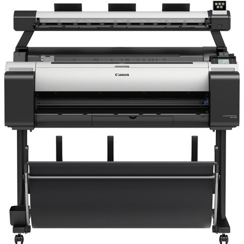 "Canon imagePROGRAF TM-300 36"" Large-Format Inkjet Printer with L36ei Scanner - Image Pro International"