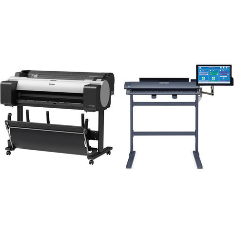 Canon TM-300 Large Format Inkjet Printer with M40 Scanner Kit - Image Pro International