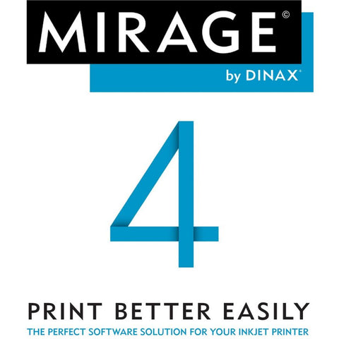 Mirage 8&12 color ink edition for Canon with Dongle