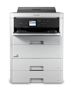 WorkForce Pro WF-C529R Workgroup Color Printer with Replaceable Ink Pack System - C11CG79201BU