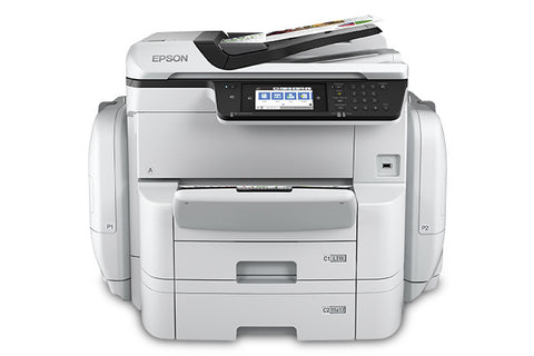 Epson WorkForce® Pro WF-C869R with Replaceable Ink Pack System
