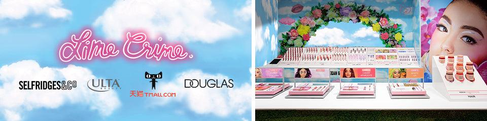 lime crime stores