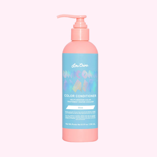 Blue Hair Color Conditioner