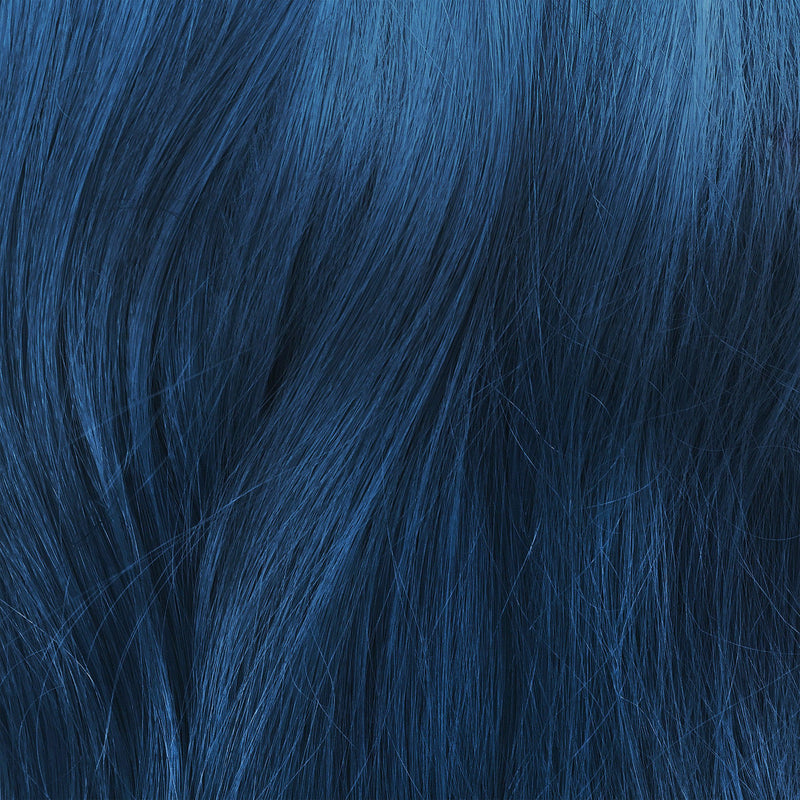 Blue Smoke Hair Color