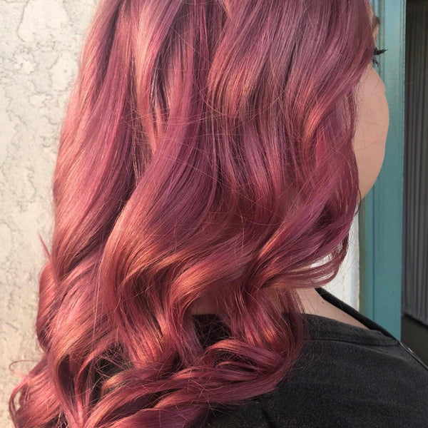 Aesthetic Hair Color