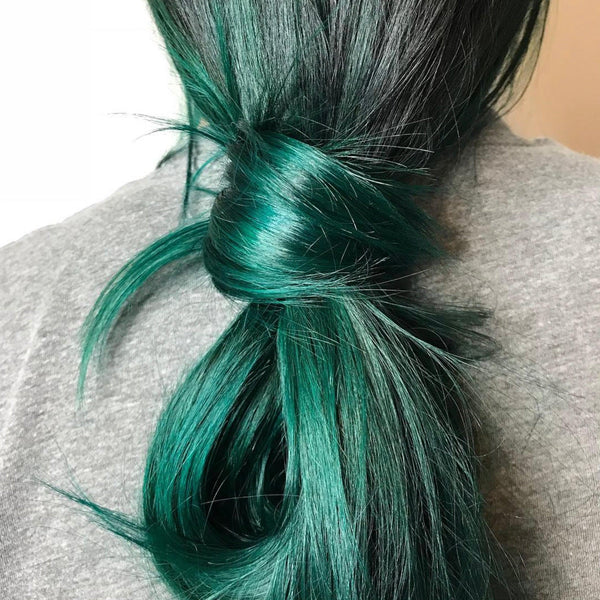 Sea Witch Hair Color