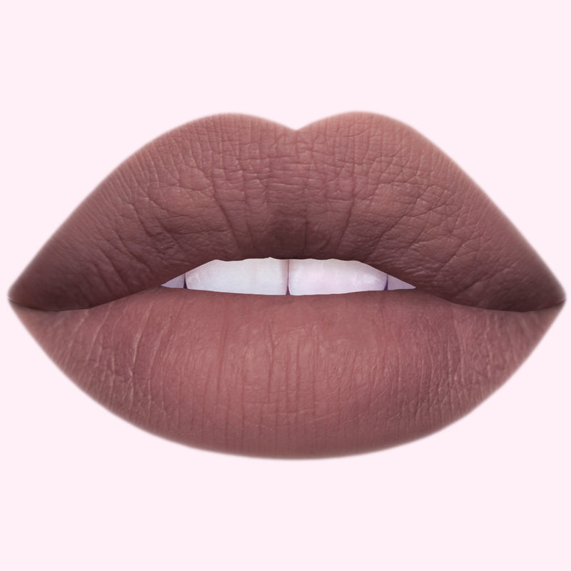 Chocolate Milk Soft Matte Lipstick