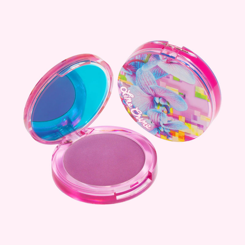 Virtual Orchid Glow Blush
