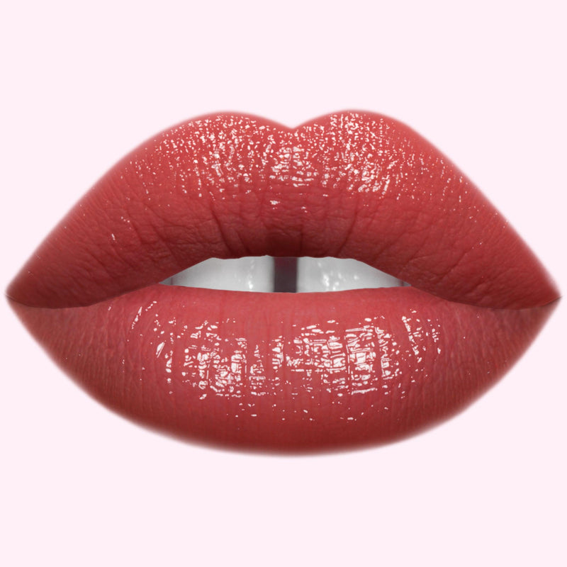 Oxblood Lip Pops Satin Lipstick