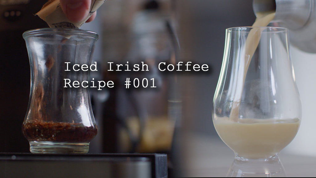 Iced Irish Coffee | St. Patty's Day Special