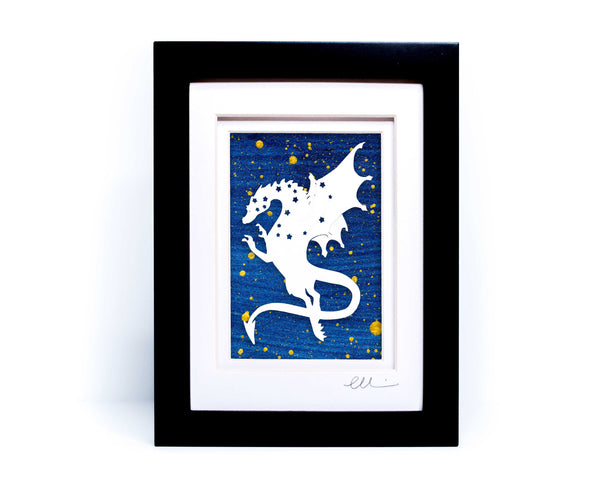 Dragon Constellation Papercut